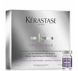 Cure Antipelliculaire Intensive 12X6 ml Specifique Kerastase