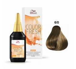 6/0 Biondo scuro Color Fresh 75 ml Wella